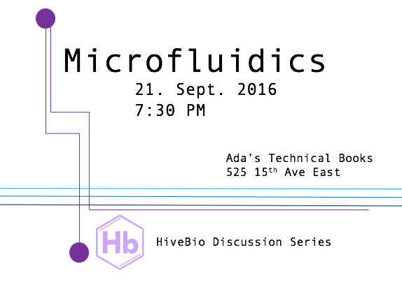 HiveBioMicrofluidics