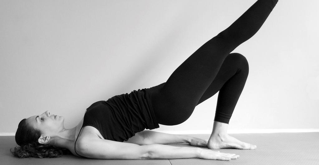 Pilates session -