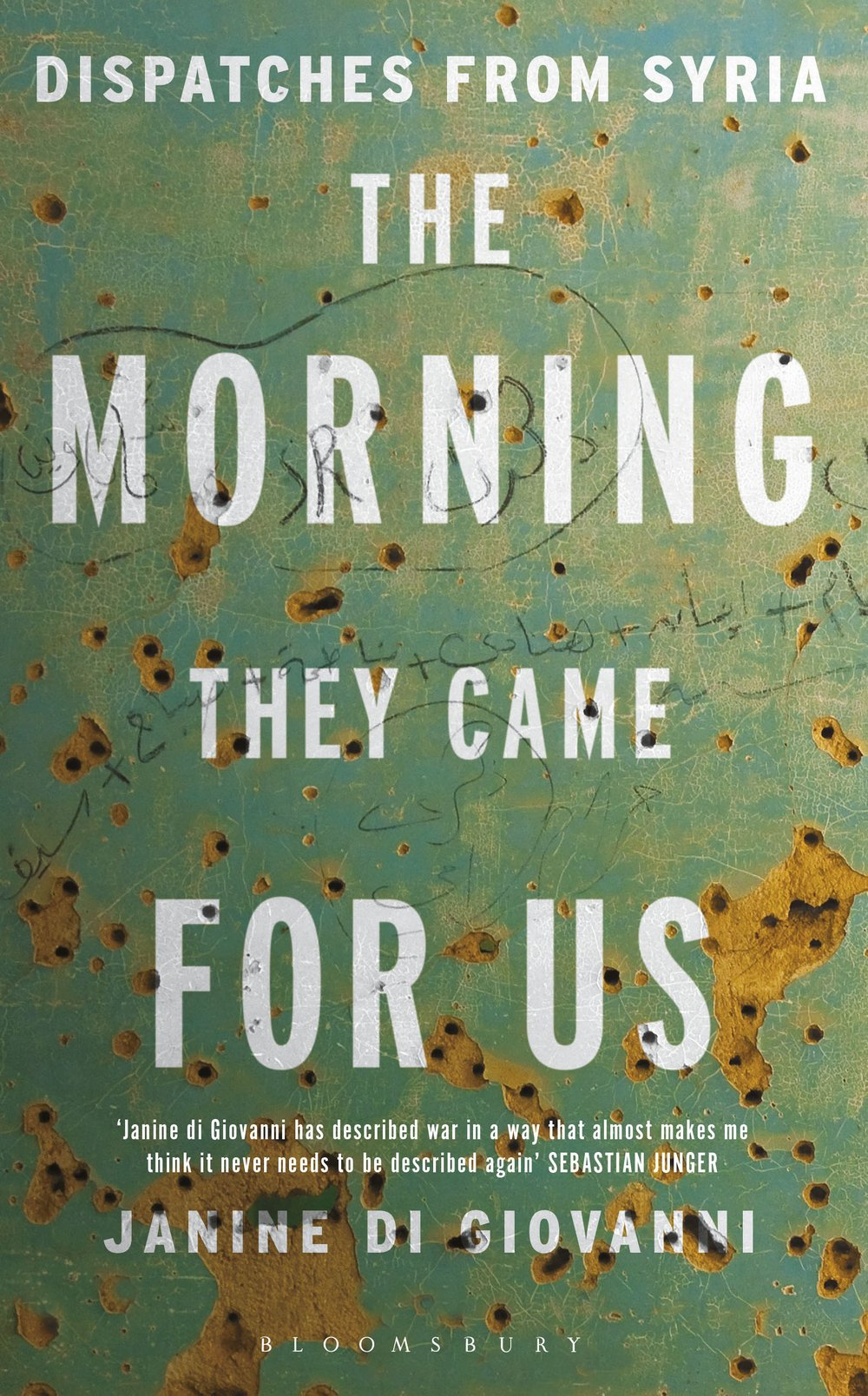 The Morning They Came For Us - Janine di Giovanni reports on how the war in Syria began and the impact it has on people. It is harrowing. Maybe even more than the previous book. Particularly brutal is realising how rape is commonly used as a weapon of war.