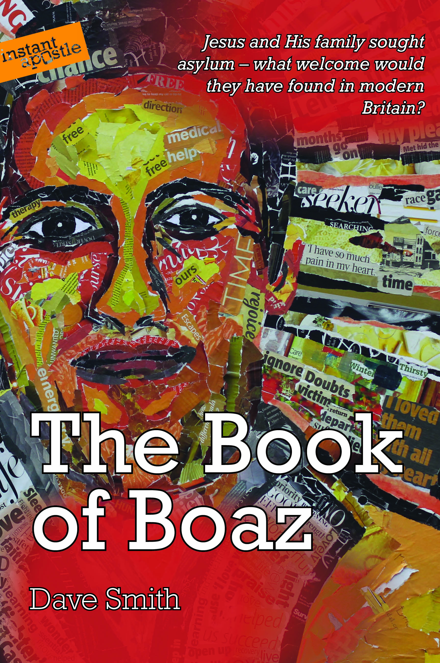The Book of Boaz - This is the story of how Dave Smith established the Boaz Trust, a charity for destitute asylum seekers in Manchester. The book is also an exploration of the British asylum system and what we can do to welcome people.