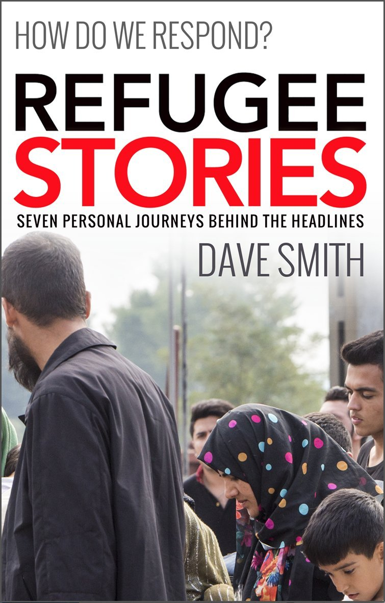 Refugee Stories - In this book, Dave Smith records seven true stories of people he works with. It highlights that every situation is different. The one thread running through the book is the difficulties and hardship endured by each person as well as the less than welcoming treatment they have all received from the government.