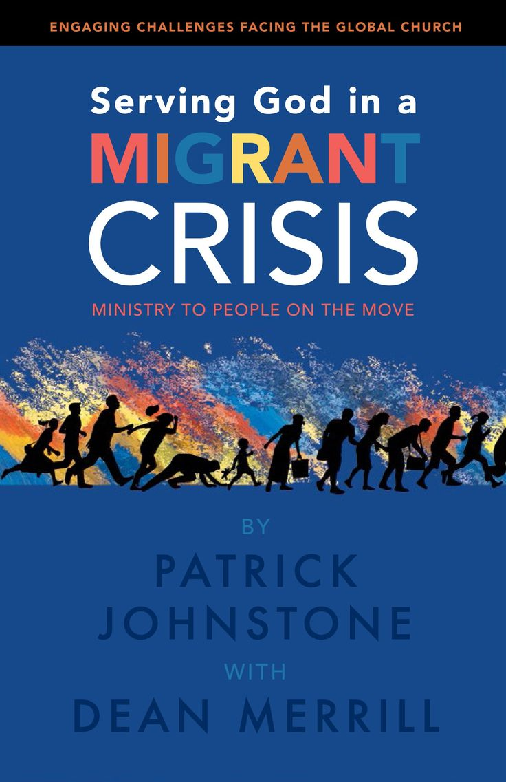 """Serving God in a Migrant Crisis - Patrick Johnstone argues that the refugee crisis is no passing phase. Instead, it is a growing global trend. He organises his book into three sections: What's going on, What's to know and What to do? Chapters that were particularly impacting were Jesus was a Refugee and The Blessings of Immigration. Johnstone says, """"The world has literally come to our doorstep. Will we open the door?"""". Read it to see if you can find the mention of Upbeat Communities!"""
