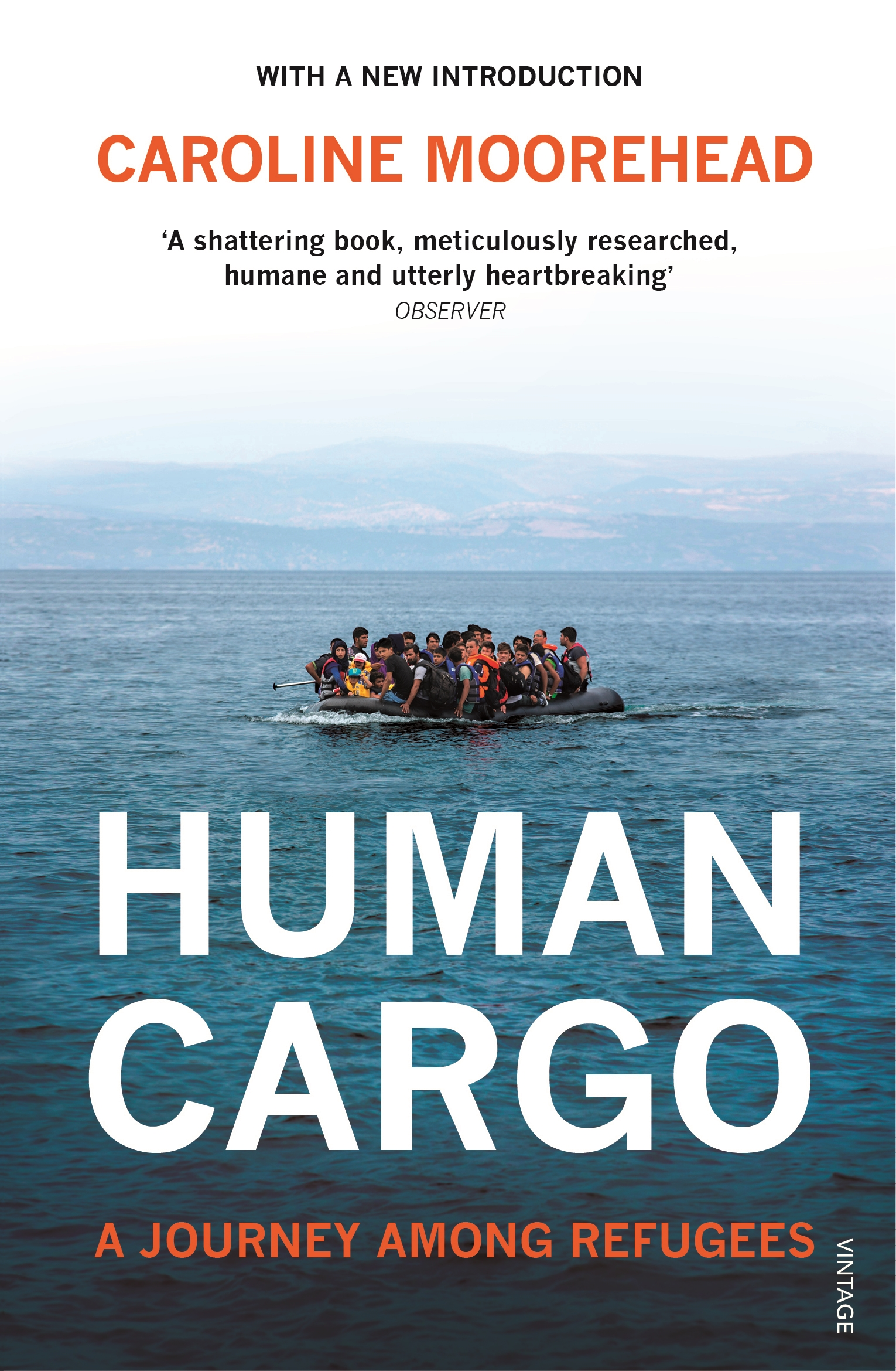 Human Cargo - Written in three sections (leaving, arriving and afterwards), Caroline Moorehead writes about asylum seekers in a range of locations including Afghanistan, America, Australia, Egypt, Lebanon, Britain and Sicily. The one thing that unites all these places is the effort that governments expend in order to keep people out. Although it is now a dated book, reading it is very informative and well worth the effort.