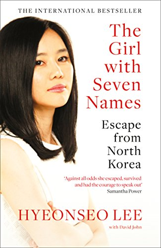 The Girl with Seven Names - Hyeonseo Lee describes her childhood in North Korea and her subsequent escape to China. She then returned to North Korea to enable her mother and bother to escape. Her TED talk has had over ten million views and is described by Oprah Winfrey as