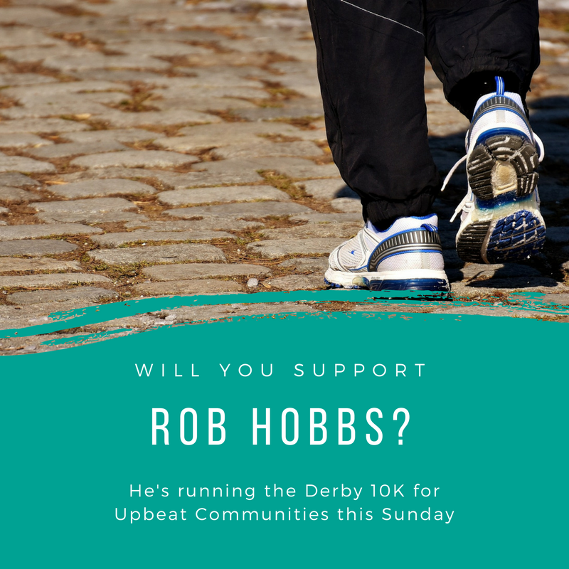 """Rob Hobbs is raising money for our work """"because those fleeing persecution deserve community"""":  justgiving.com/fundraising/rob-hobbs2"""