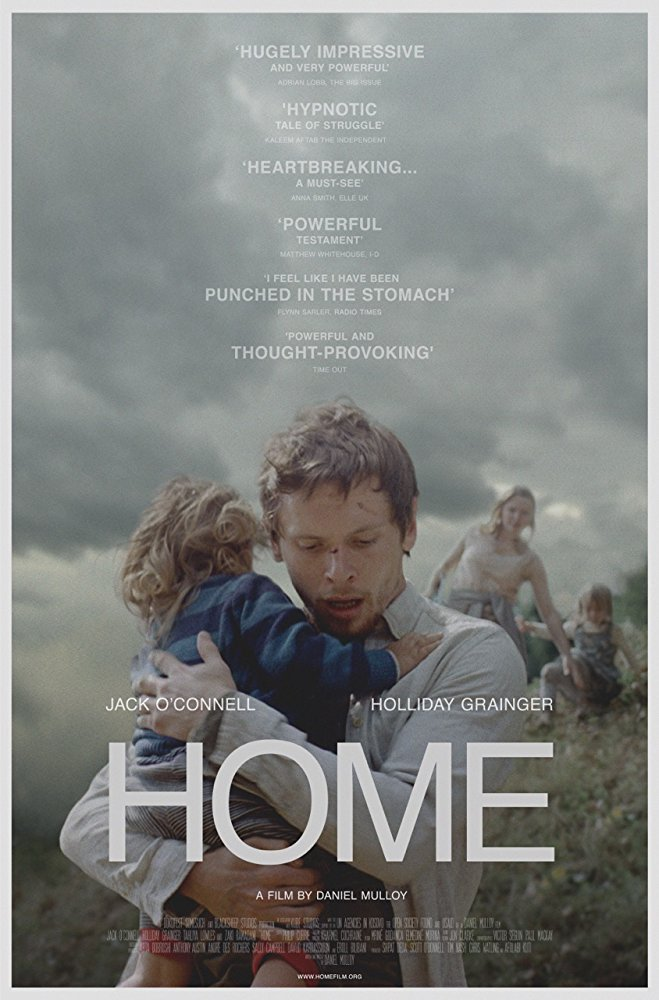 Home - Home is a twenty-minute BAFTA-winning film. Director Daniel Mulloy made the film to ask the question
