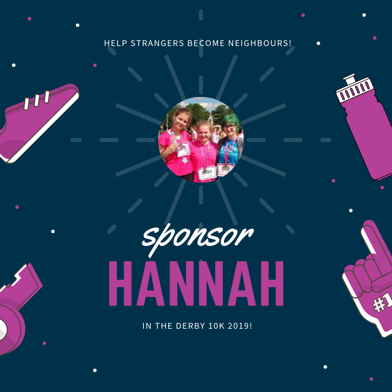 Click the image to visit Hannah MacPhail's fundraising page