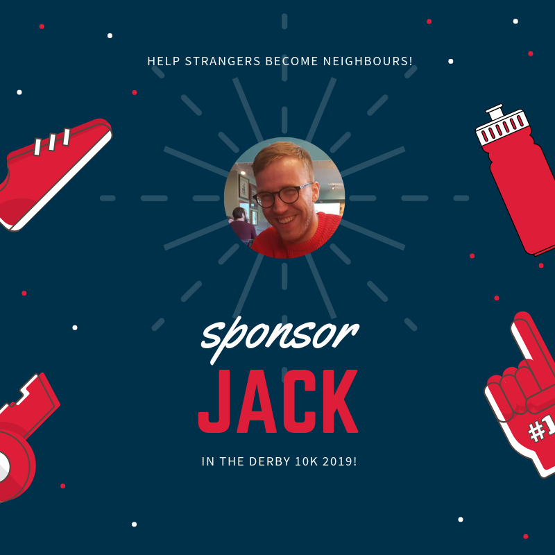 Click the image to visit Jack Davies' fundraising page