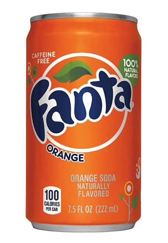Orange Fanta