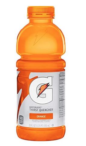 Orange Gatorade
