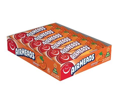 Orange Airheads