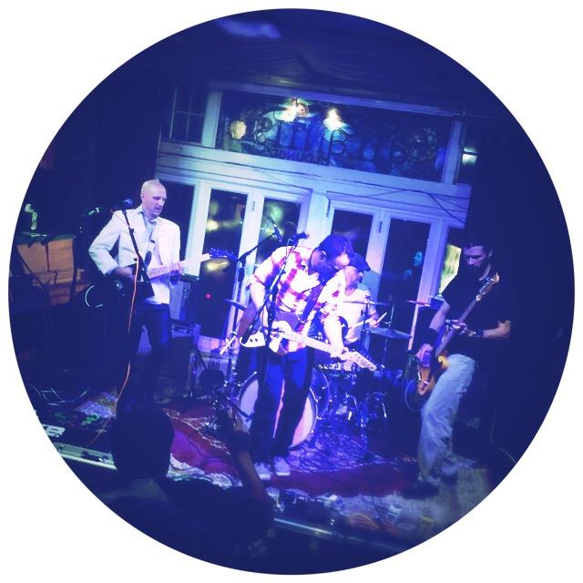 Purusa Live at The Mississippi, Portland. 2014 Reunion Show.