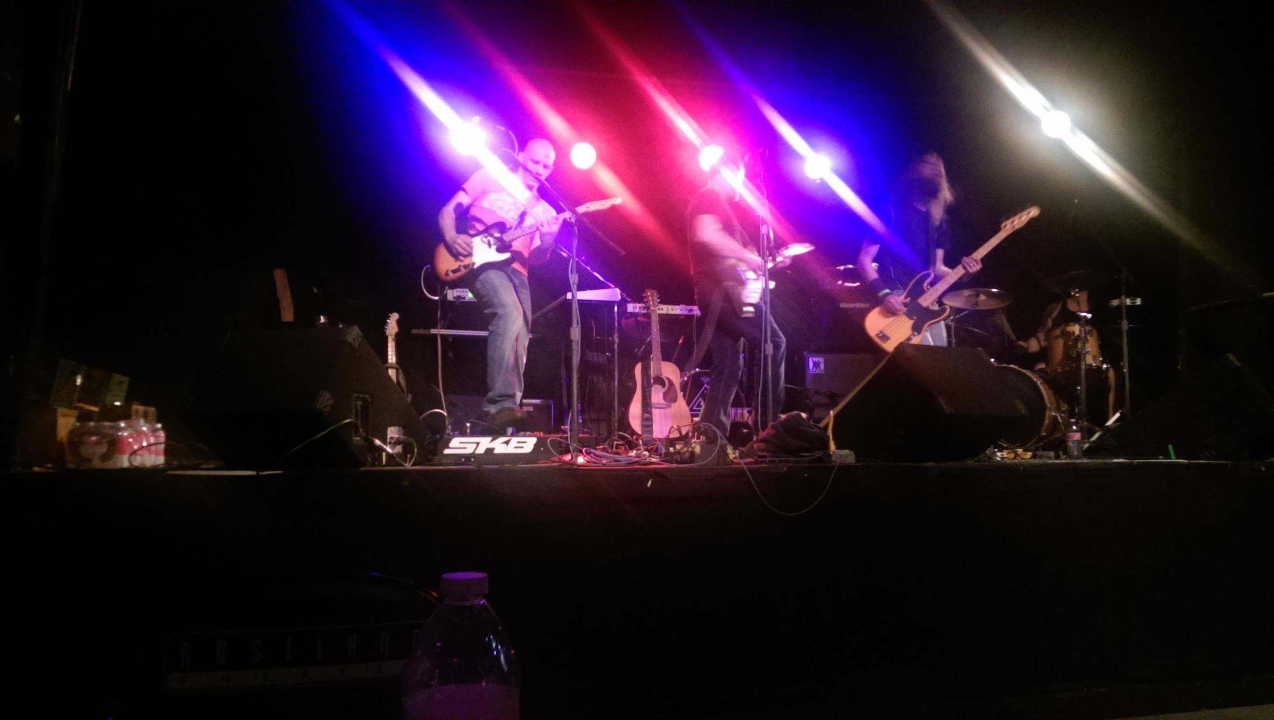 Purusa Live at Peter's Room, Portland