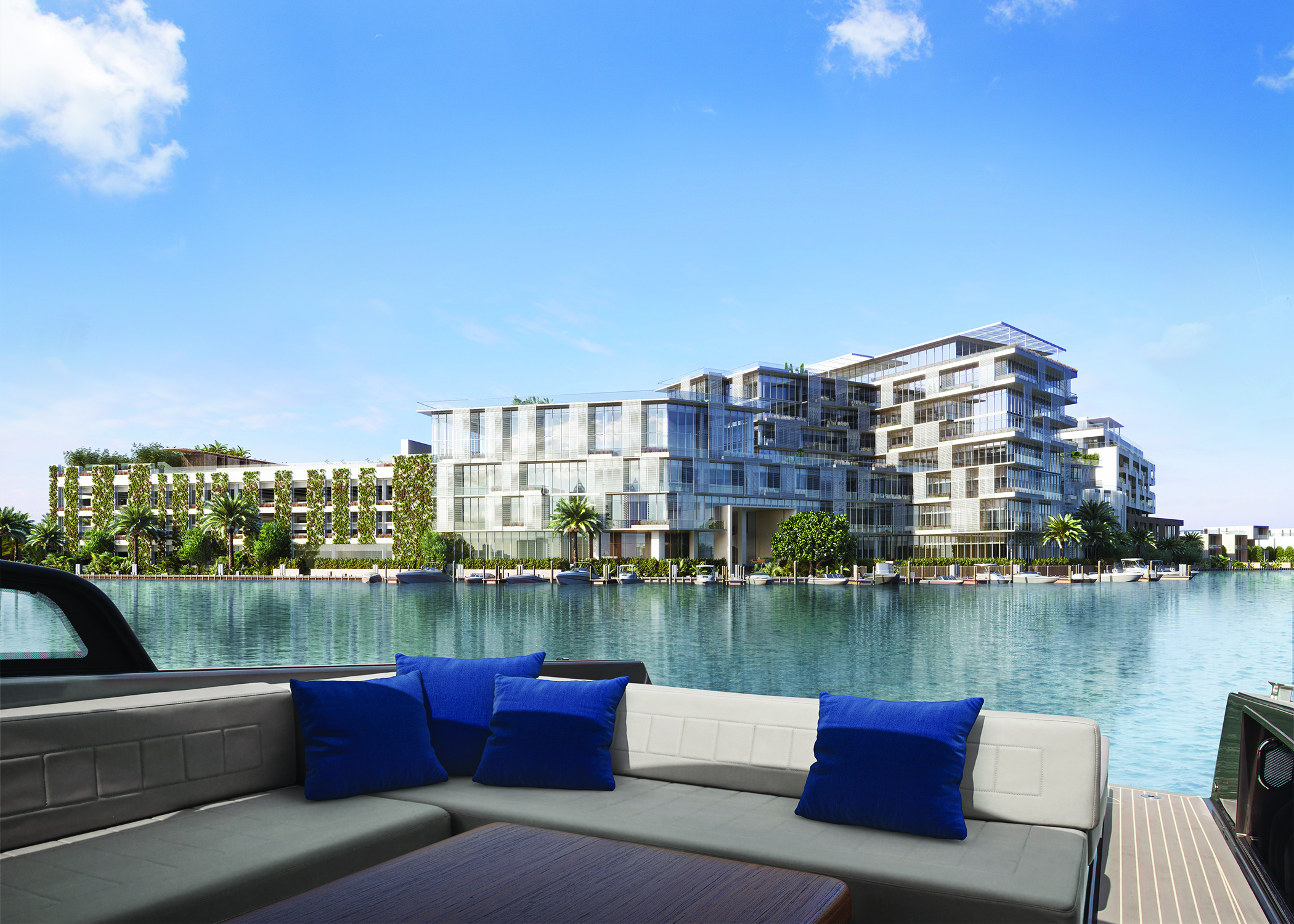 The Ritz-Carlton Residences Miami Beach is a private property with 111 condominium homes and 15 single-family villas