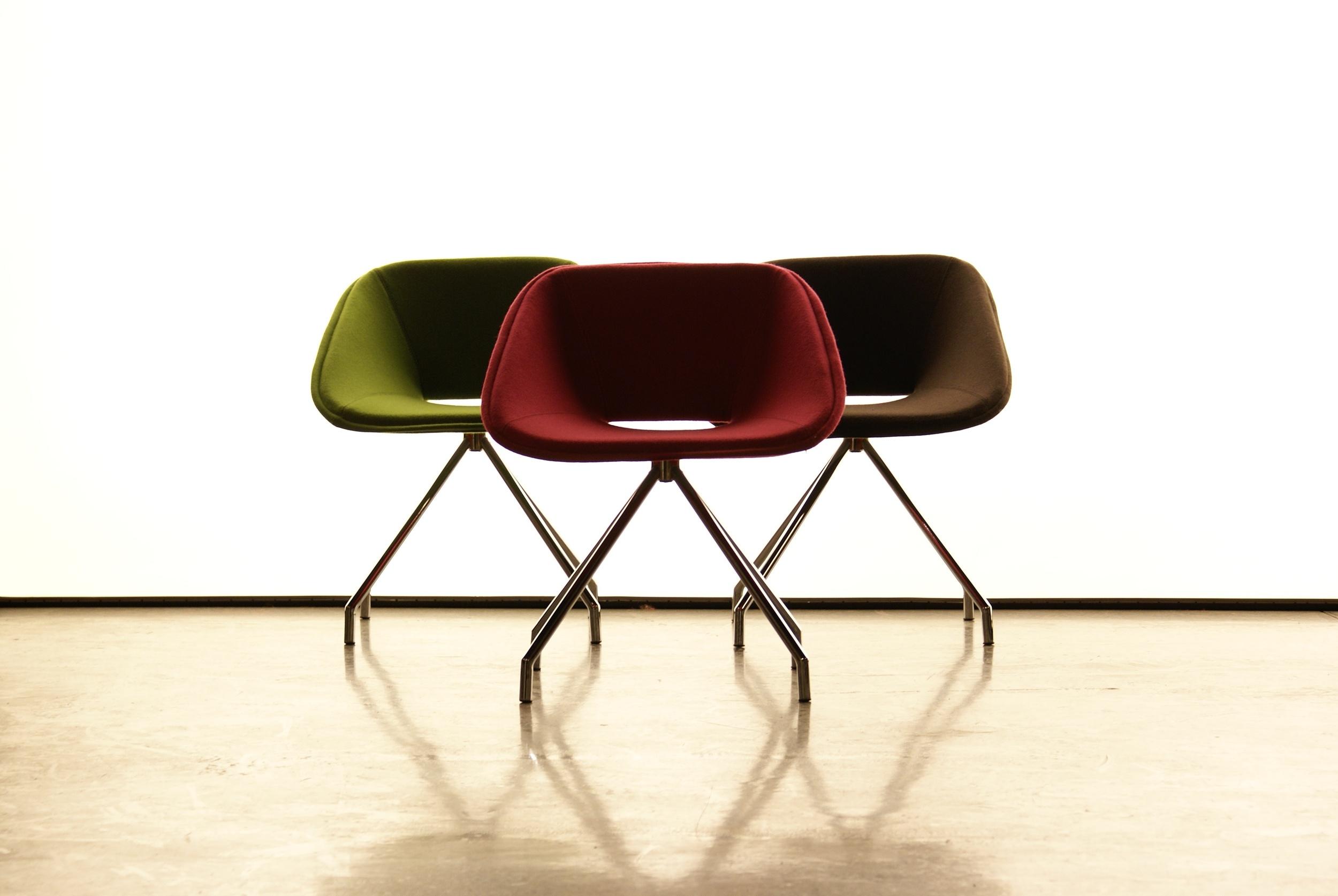 Kirmizi Chair by B&T