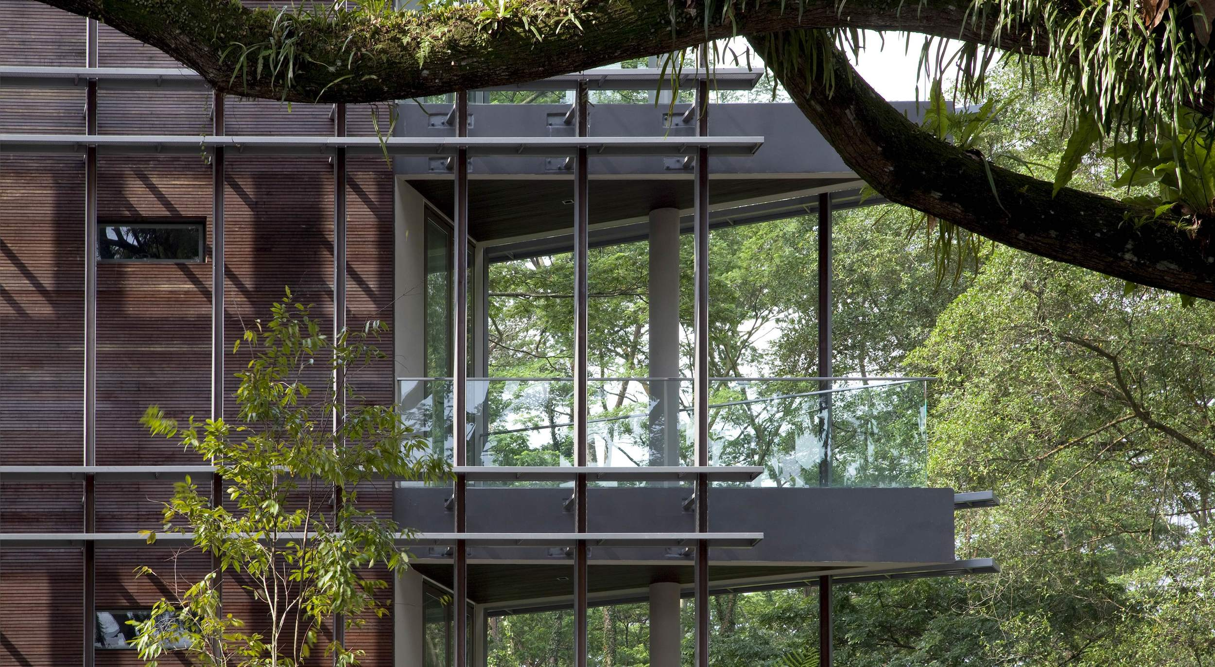 The Botanika condominium in Singapore by SCDA