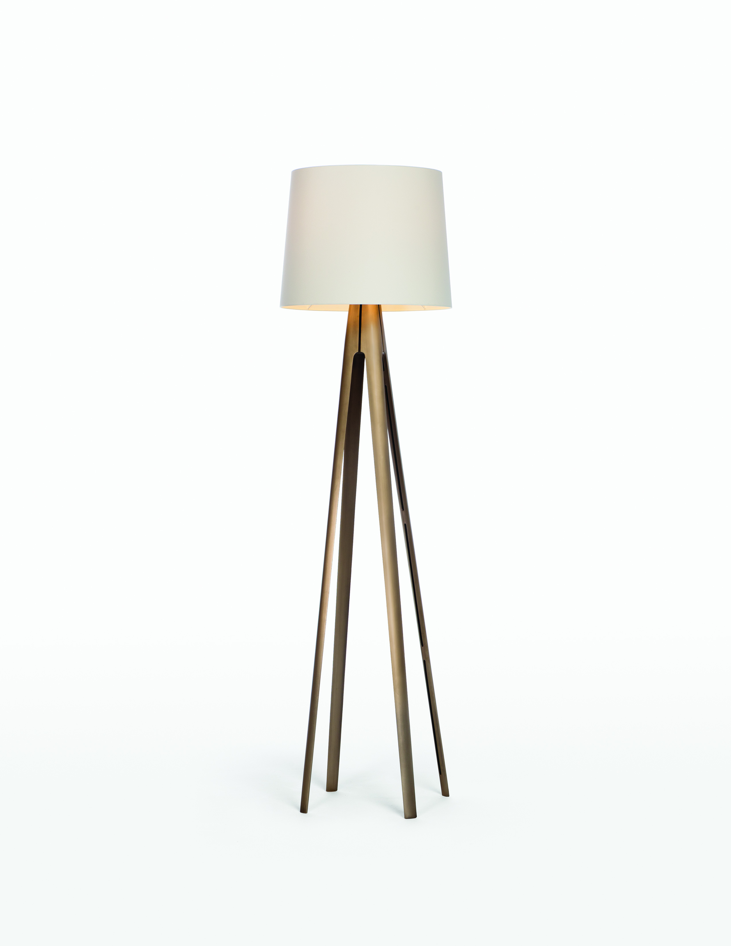 Compass Floor Lamp by Holly Hunt