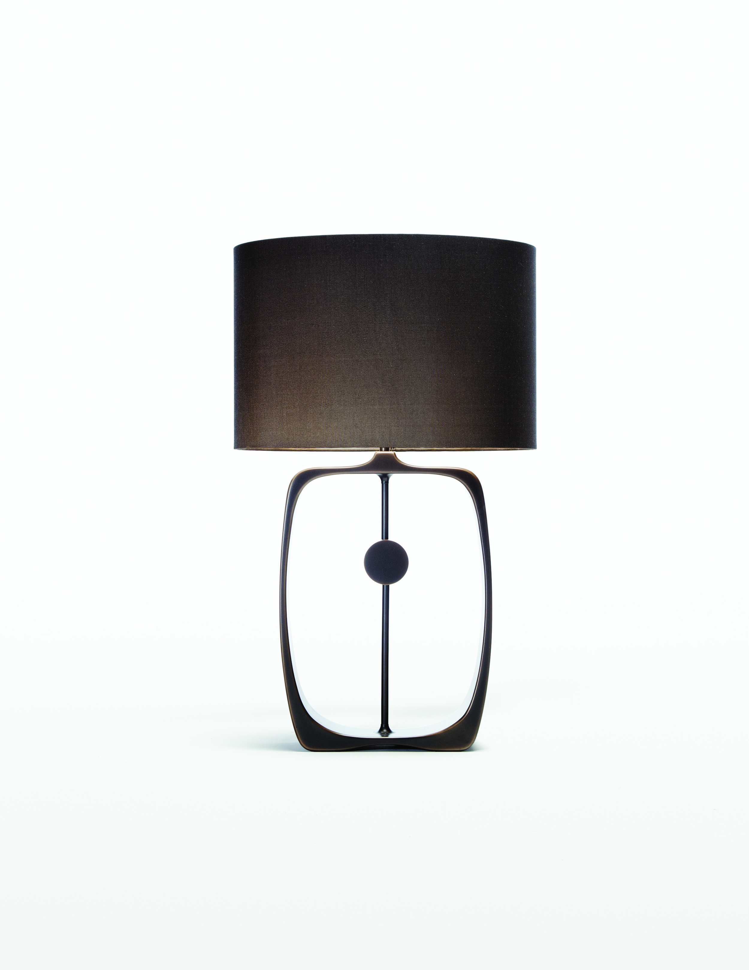 Bell Pepper Table Lamp by Holly Hunt