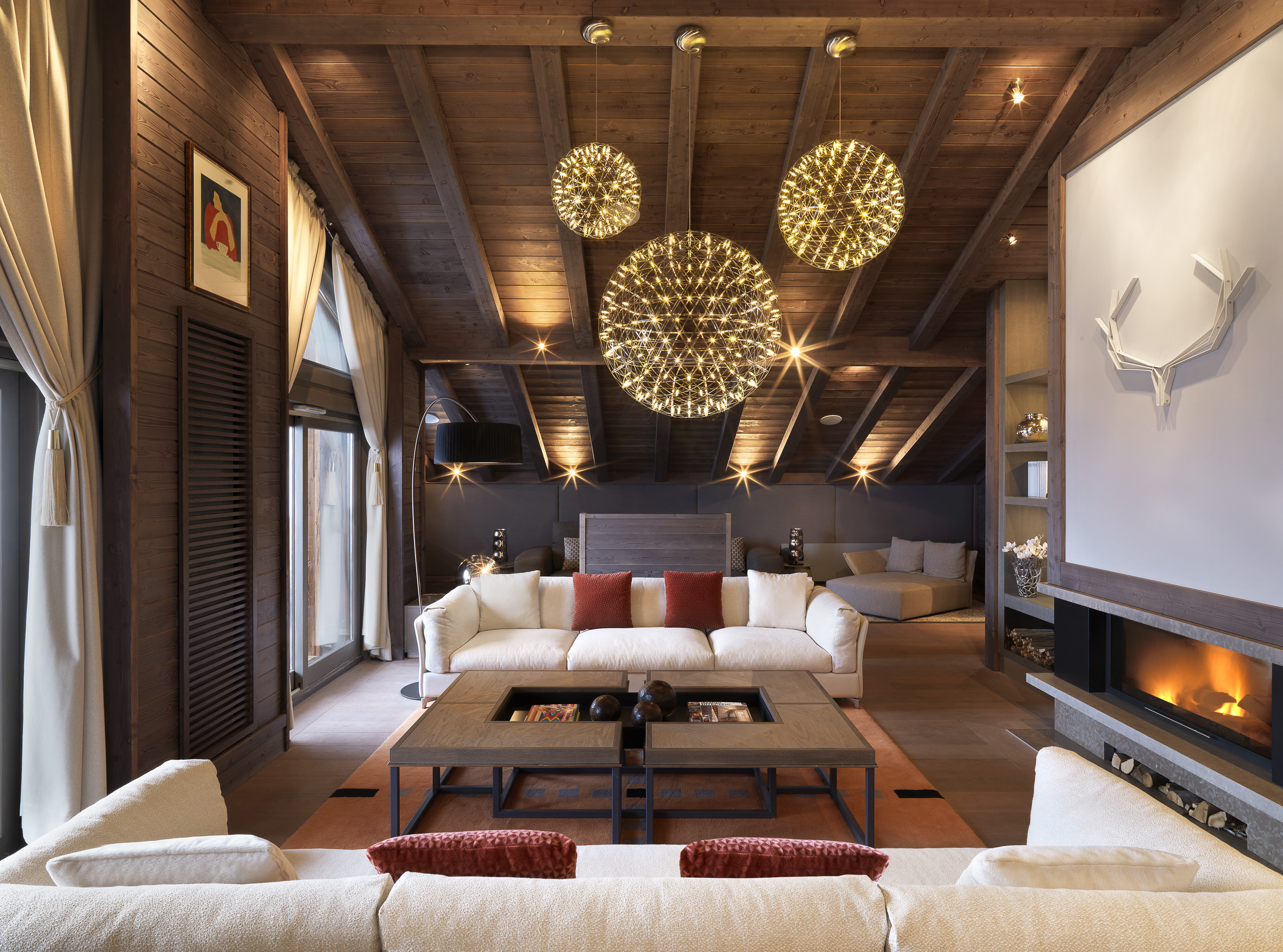 Six Senses Residences Courchevel is equipped with a spa, gym, pool amongst other amenities