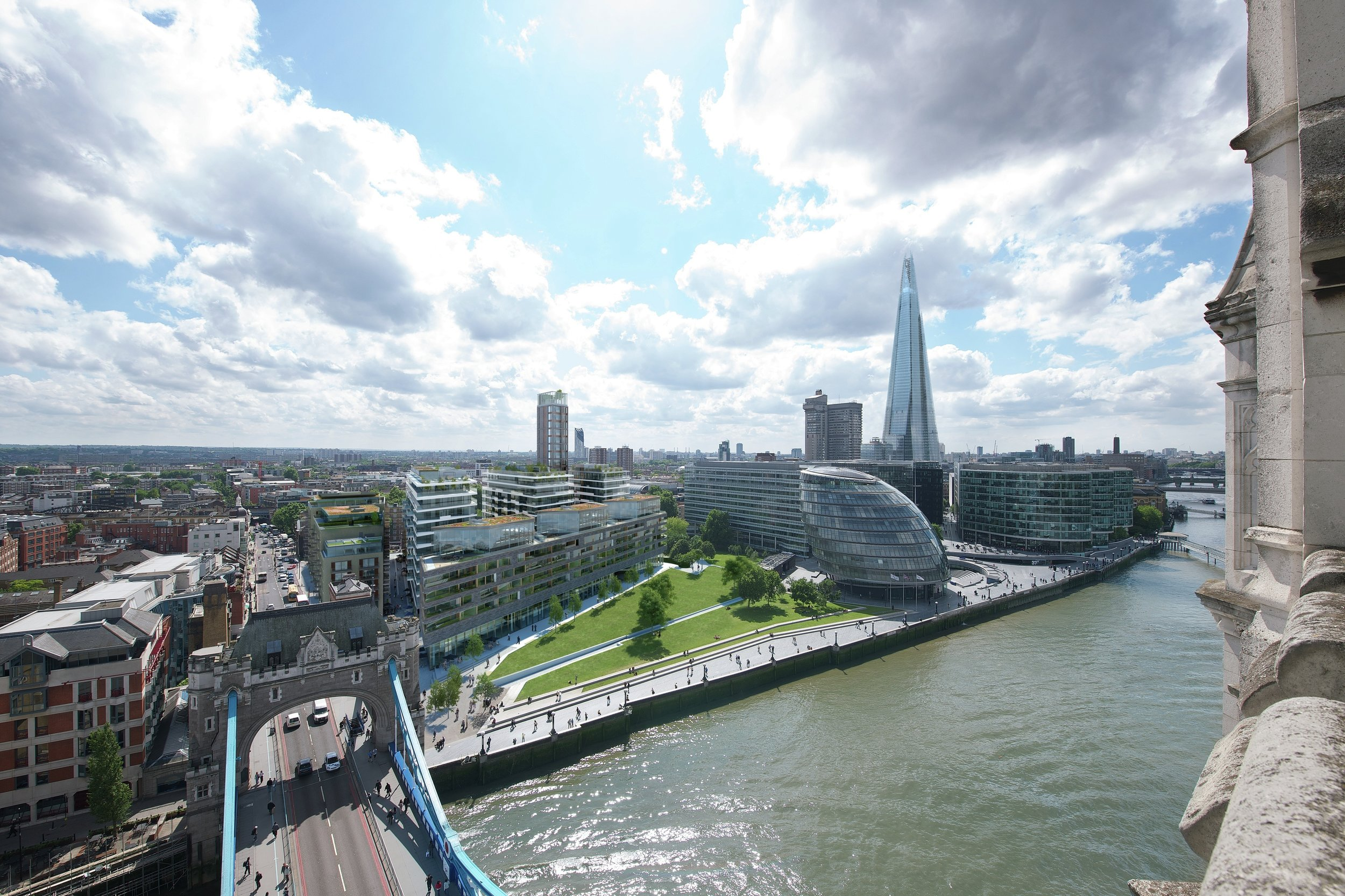 One Tower Bridge, a project from Berkeley Homes