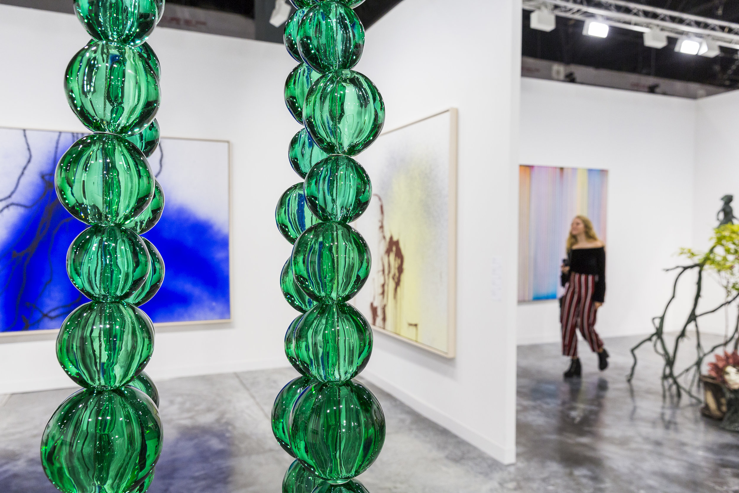 New York's Perrotin Gallery at Art Basel Miami Beach