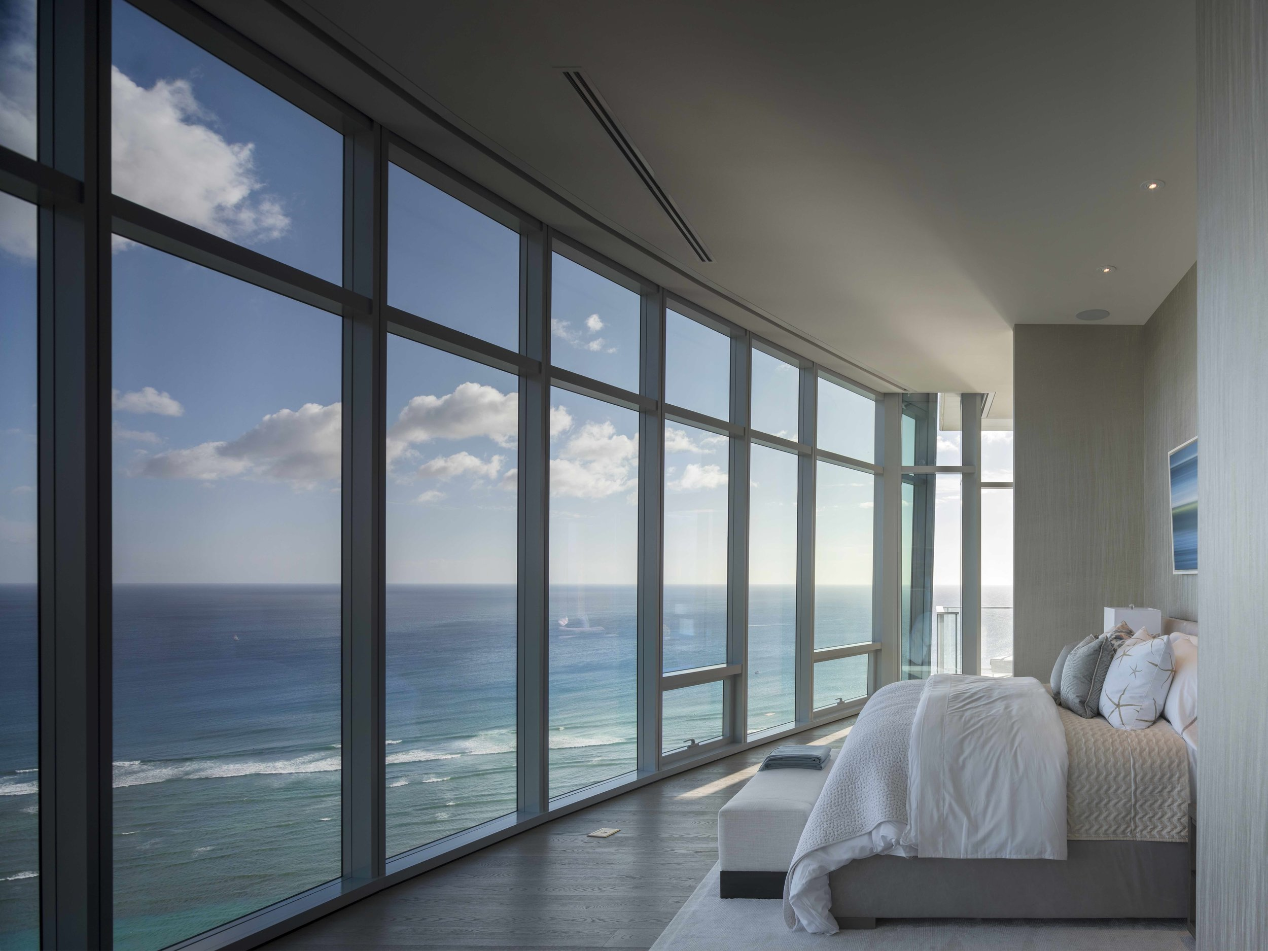 The penthouse at Waiea is listed for US$ 36 million, photo by Nic Lihoux