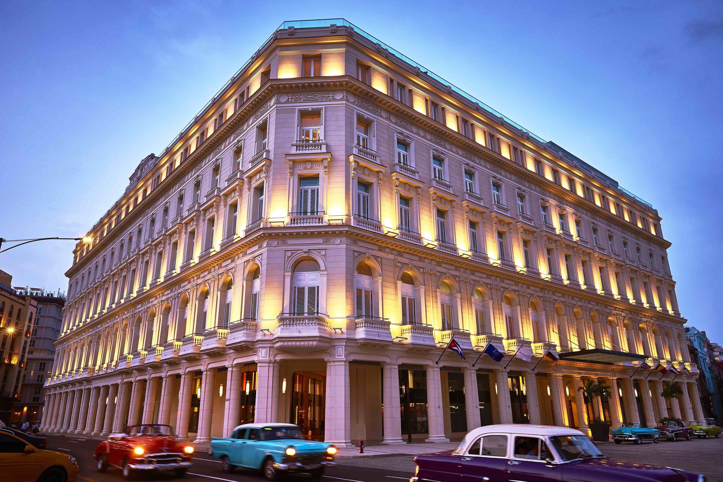 The Gran Hotel Manzana Kempinksi La Habana