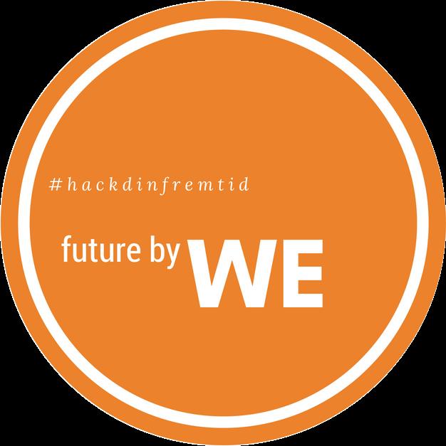 #hackdinfremtid - Et hack er, når du ønsker at ændre, forbedre eller udvikle noget nyt ud fra dele af noget eksisterende.Inspireret af Wikipedia