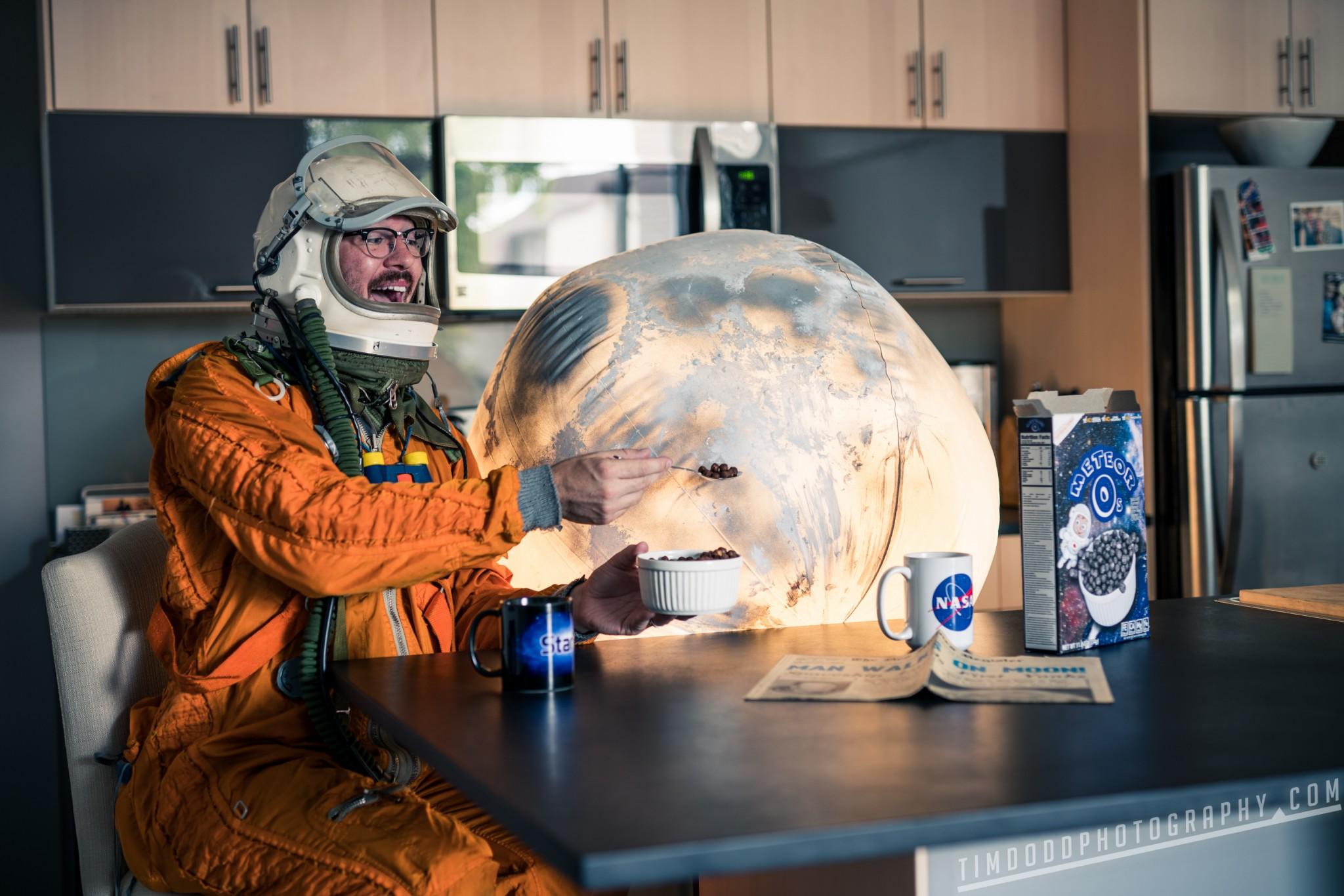 Photo Credit:  Tim Dodd, Everyday Astronaut