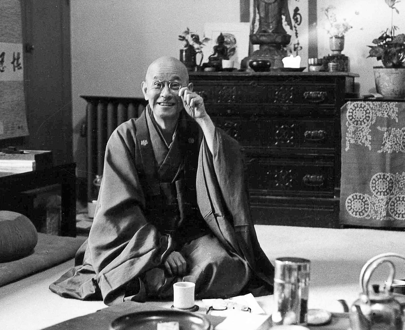 Each of you is perfectthe way you are...and you can use alittle improvement. - ―Shunryu Suzuki