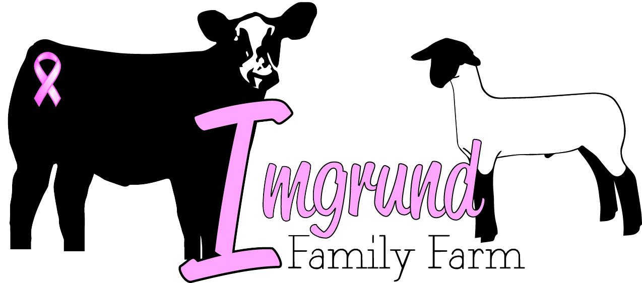 Logo Design for Imgrund Family Farm