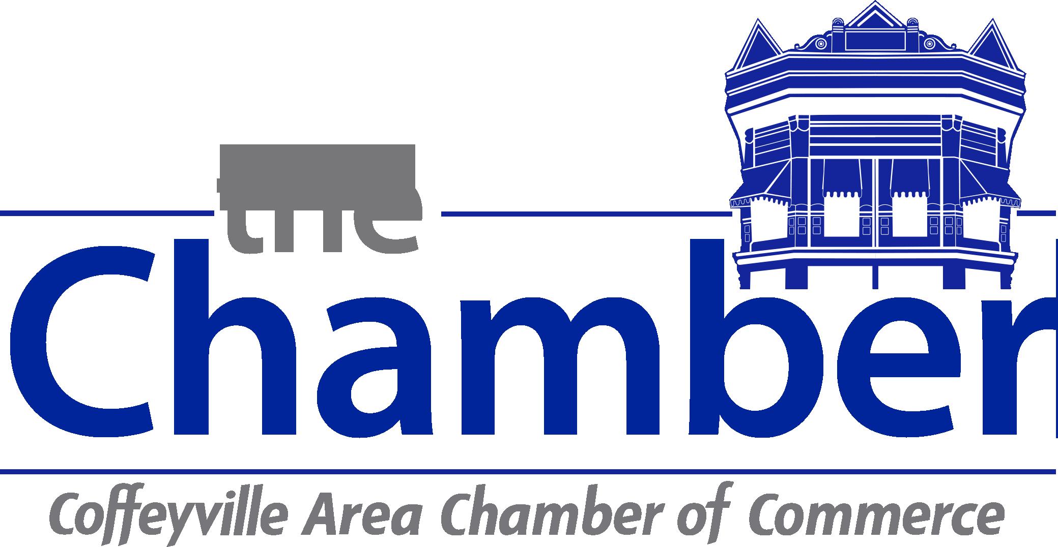 Logo Design for Coffeyville Chamber of Commerce
