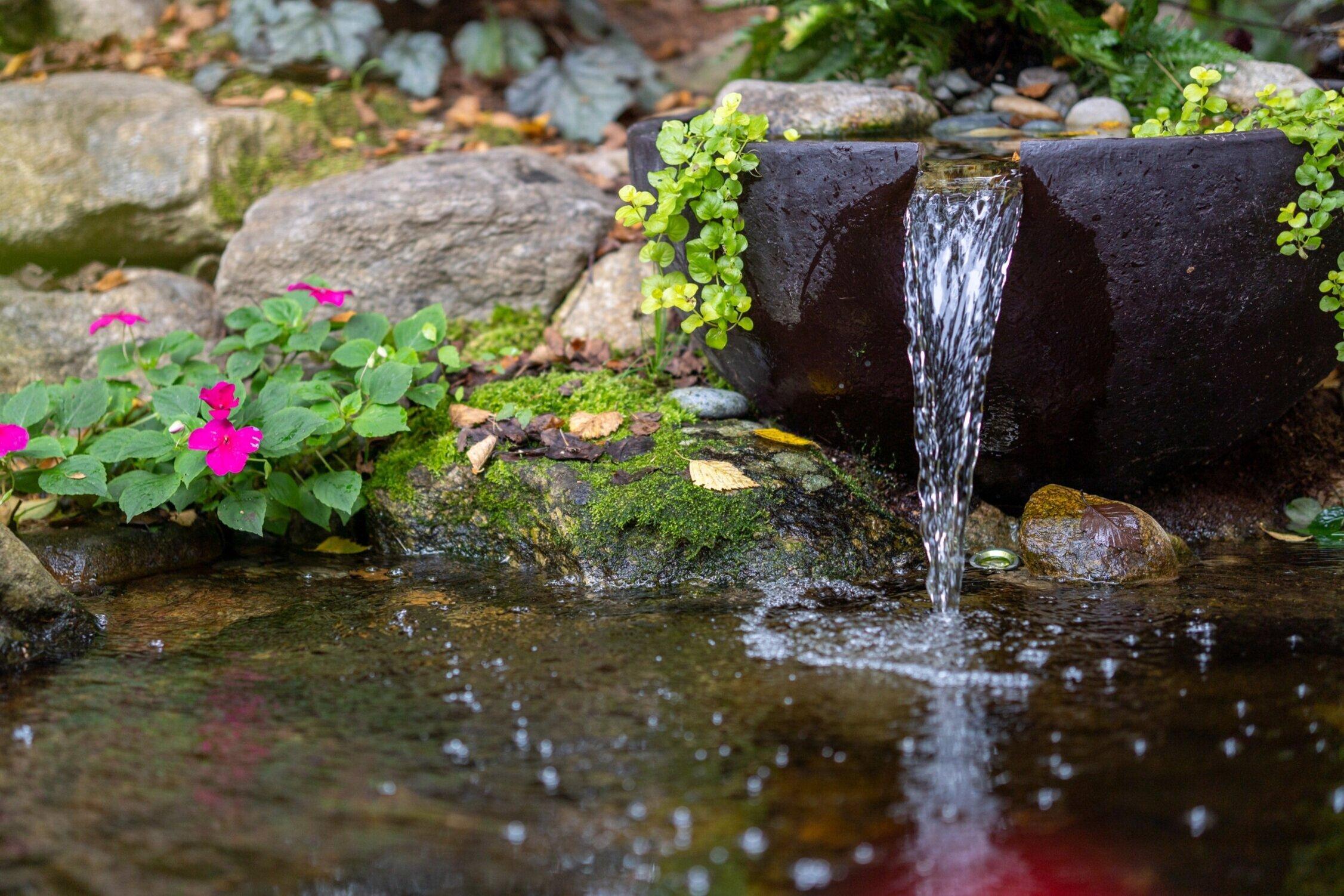 Portfolio Fallingwater Scapes Landscape Design Construction