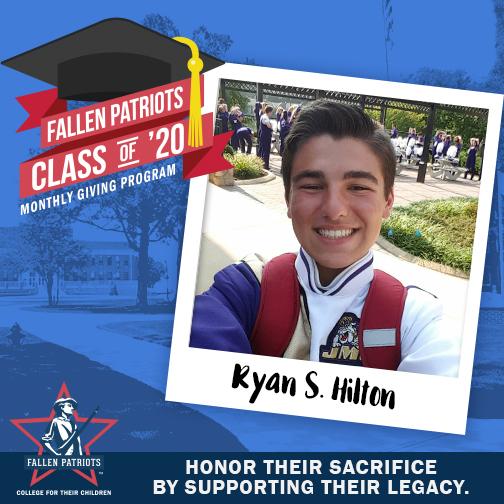 Scholarships for Children of the Fallen