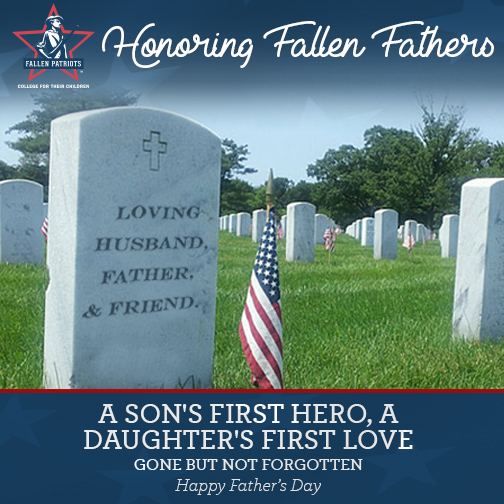 Fathers Day Children of Fallen Patriots