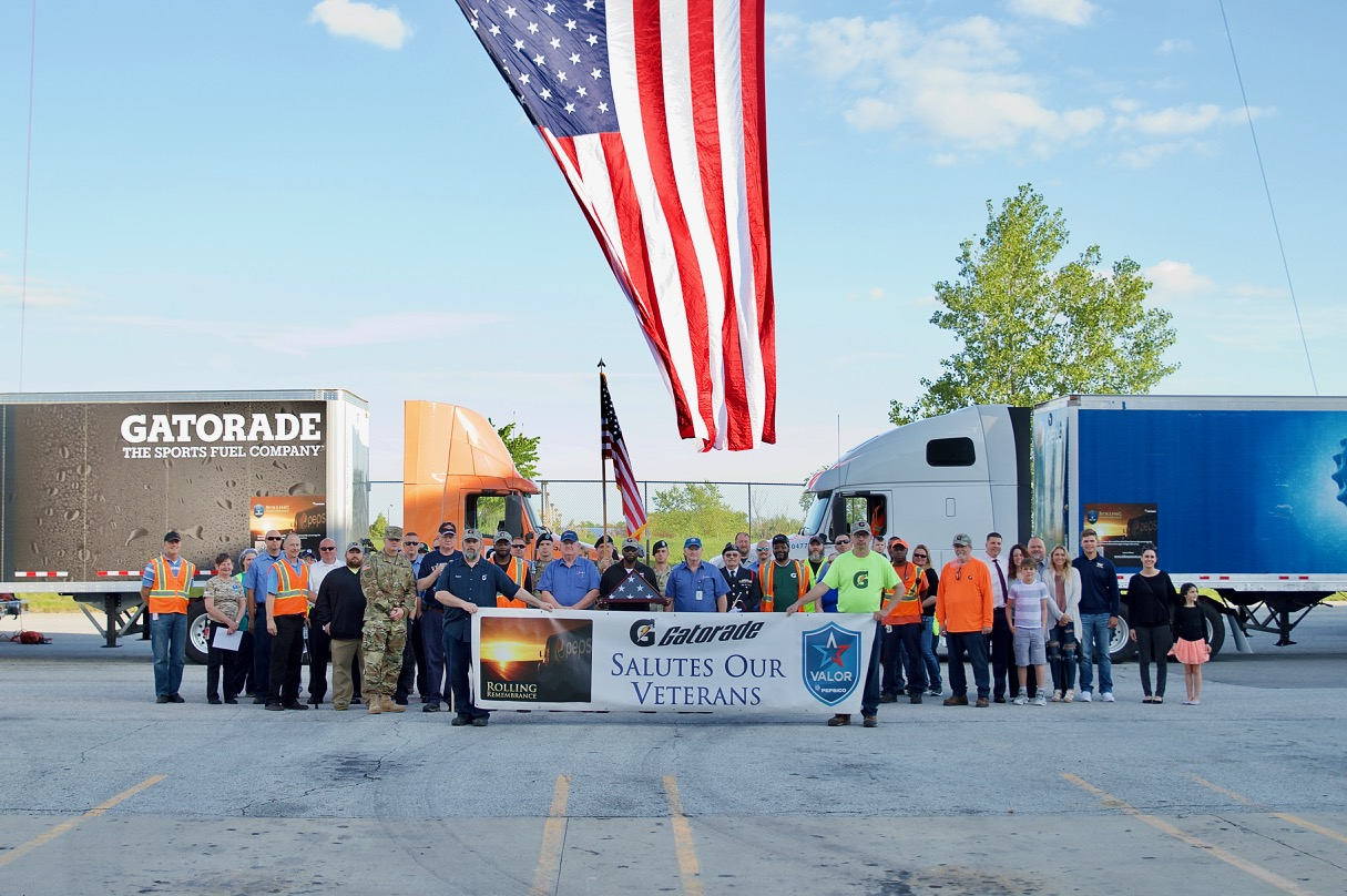 Rolling Remembrance in Indianapolis
