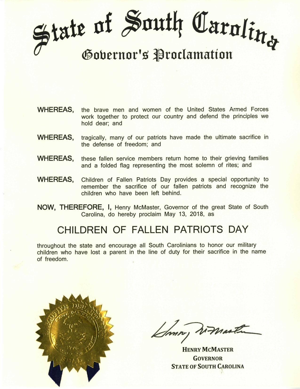 South Carolina 2018 Proclamation-page-001.jpg