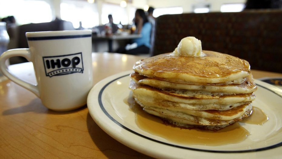 In the weeks ahead, IHOP plans to announce additional information on the $1 million fundraising goal and month-long National Military Appreciation crusade. (Reuters)