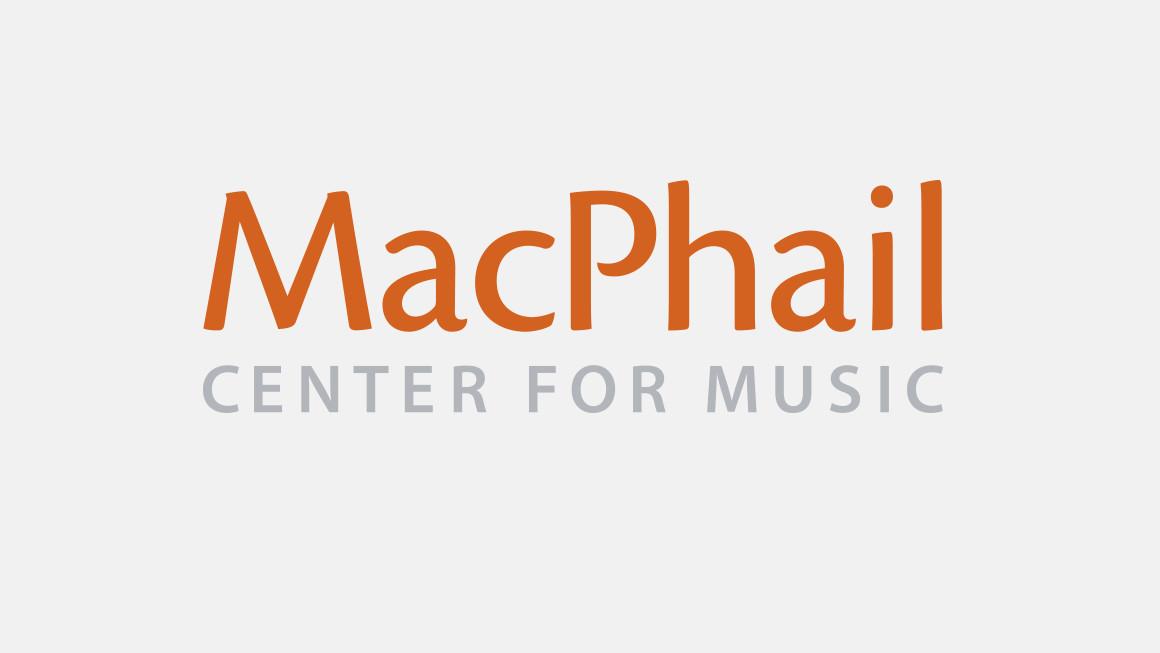 MacPhail logo design