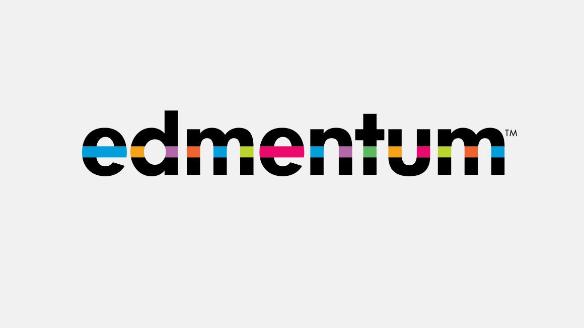 Edmentum logo design