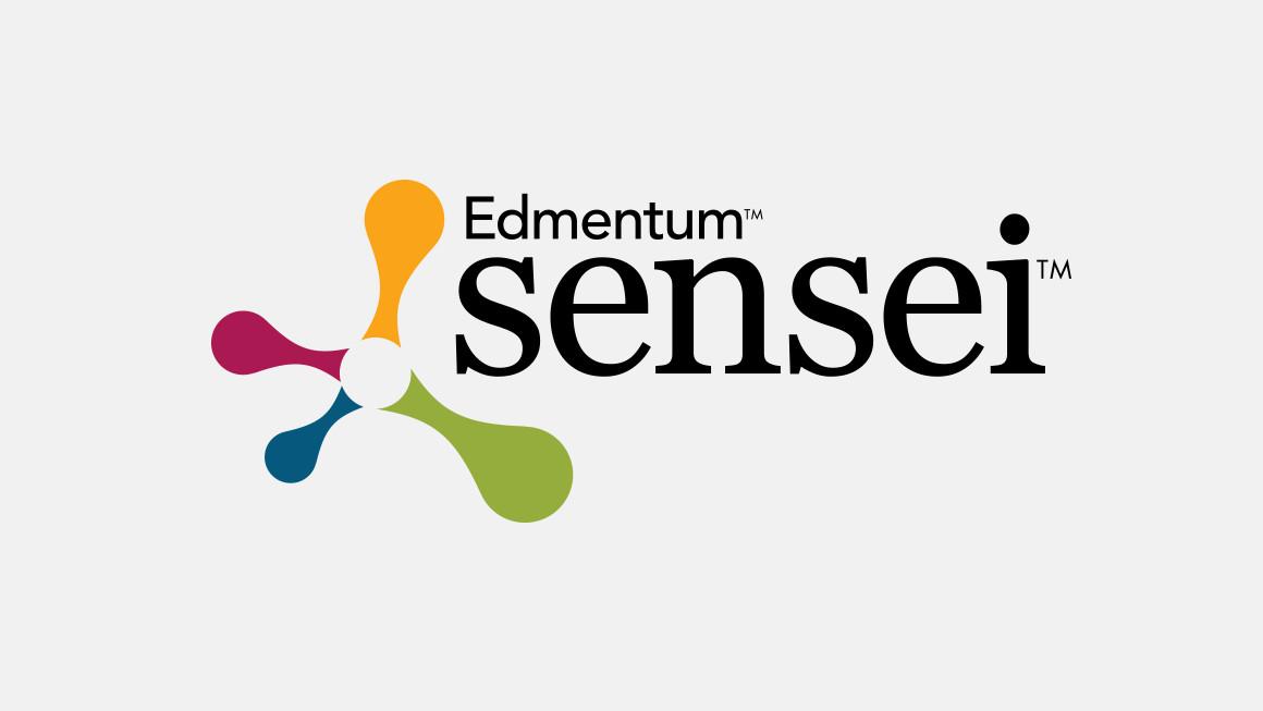 Sensei logo design