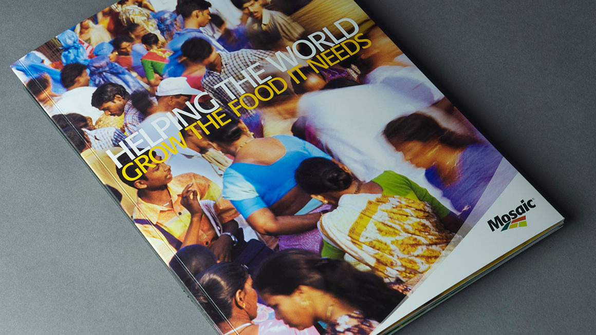 The Mosaic Company corporate brochure