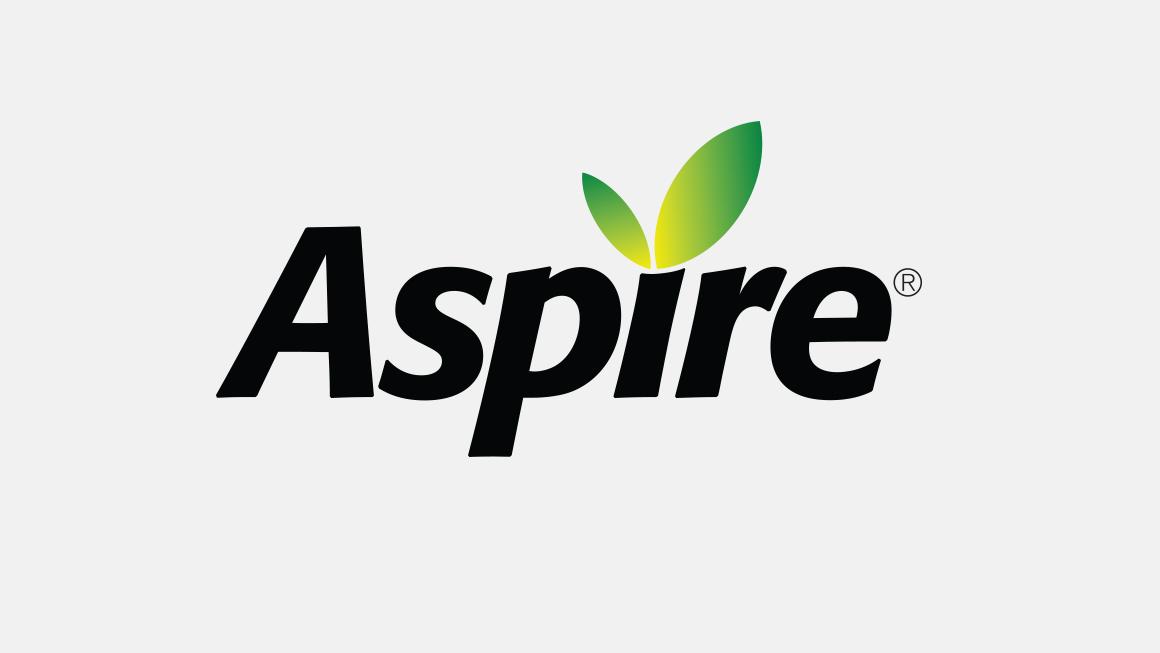 Aspire brandmark
