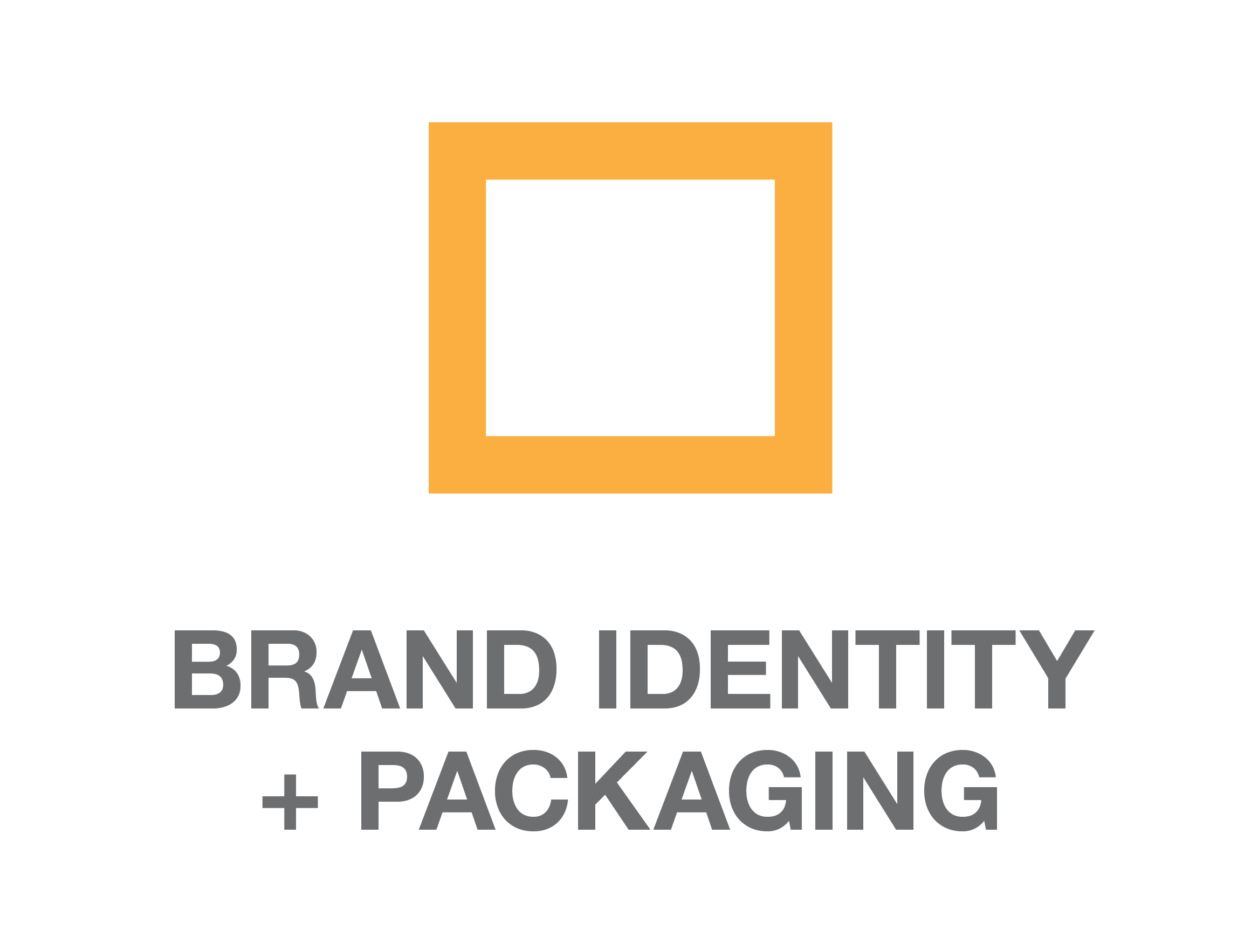 Brand Identity + Packaging