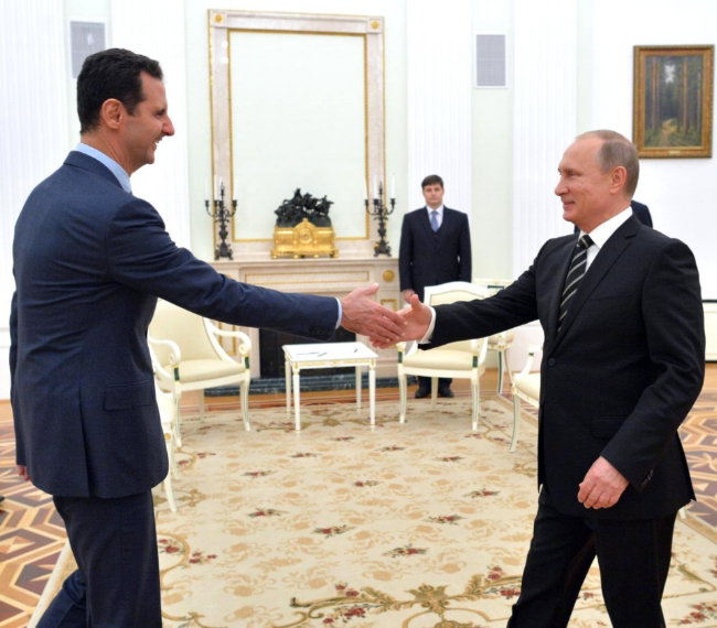 Assad meeting with Putin in 2015.png