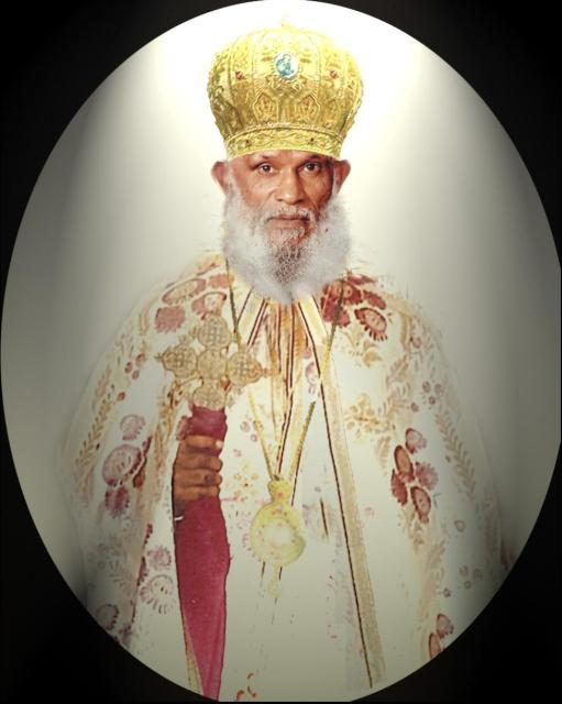 His Holiness Abune Merkorios, Fourth Patriarch and Catholicos of Ethiopia