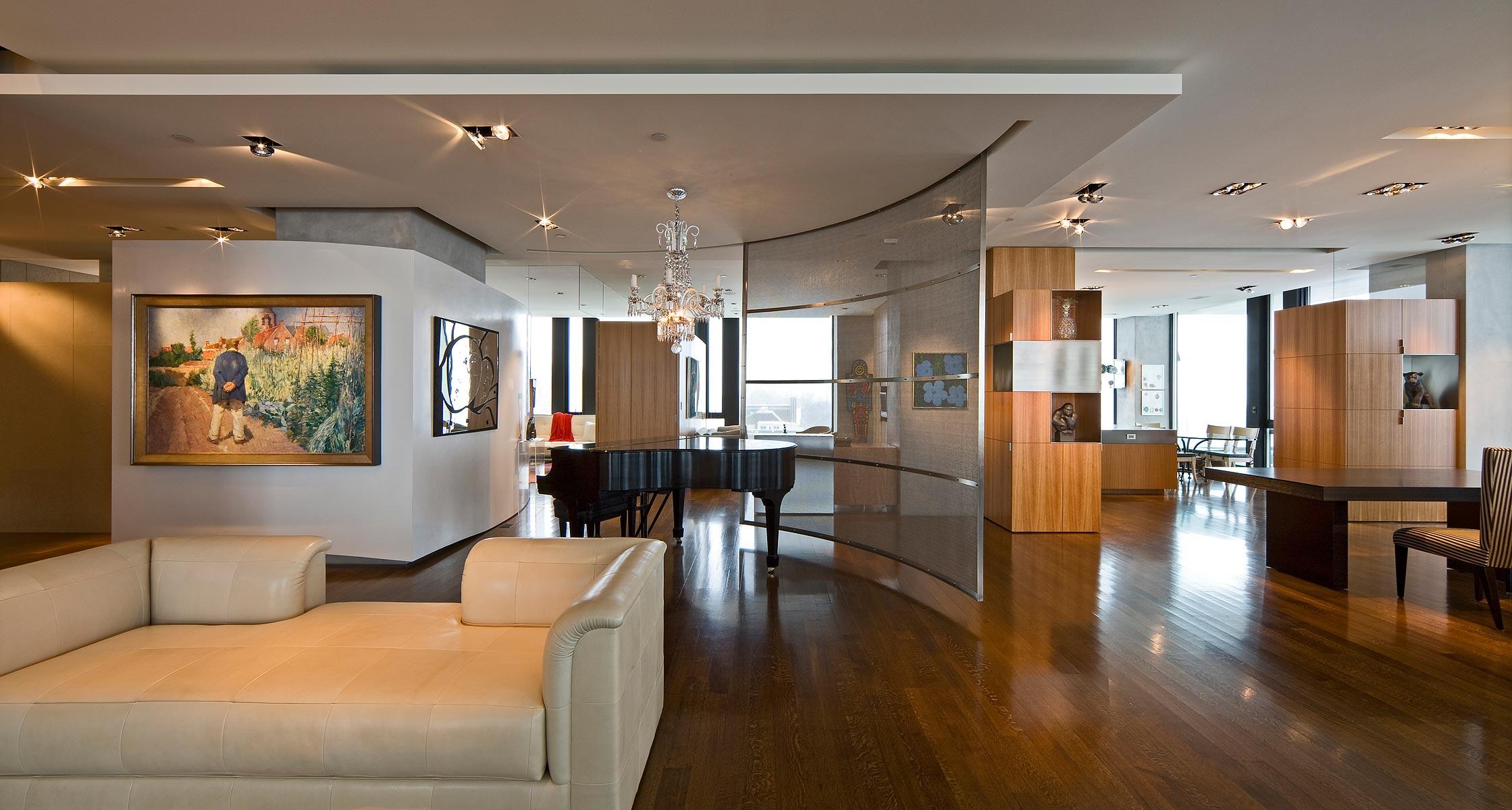 Minneapolis Penthouse