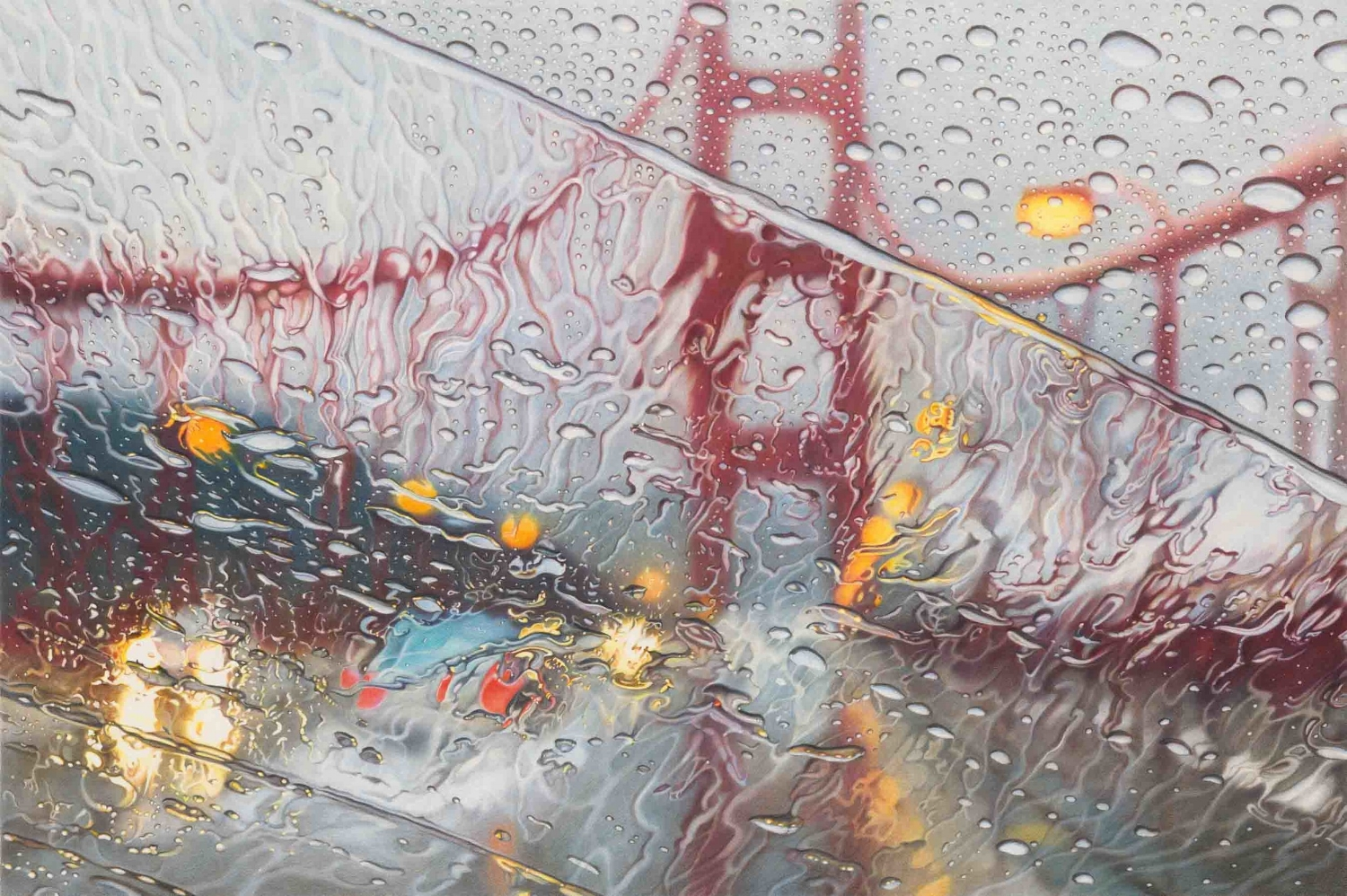 Golden Gate Bridge II, San Francisco, 2016
