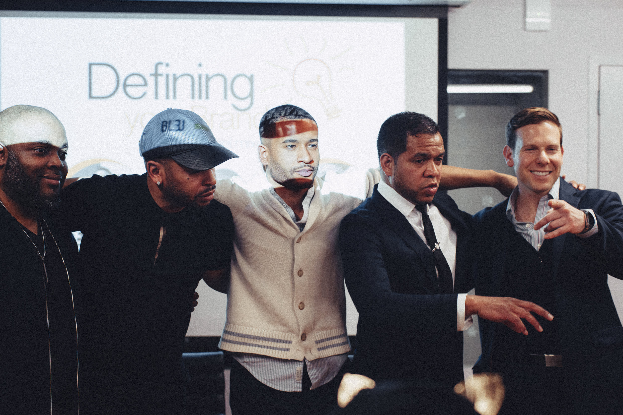 DEFINING YOUR BRAND \ DEVON JOHNSON \ CHRIS FINDLEY \ JOHNNY NUNEZ \ JESSE KIRSHBAUM