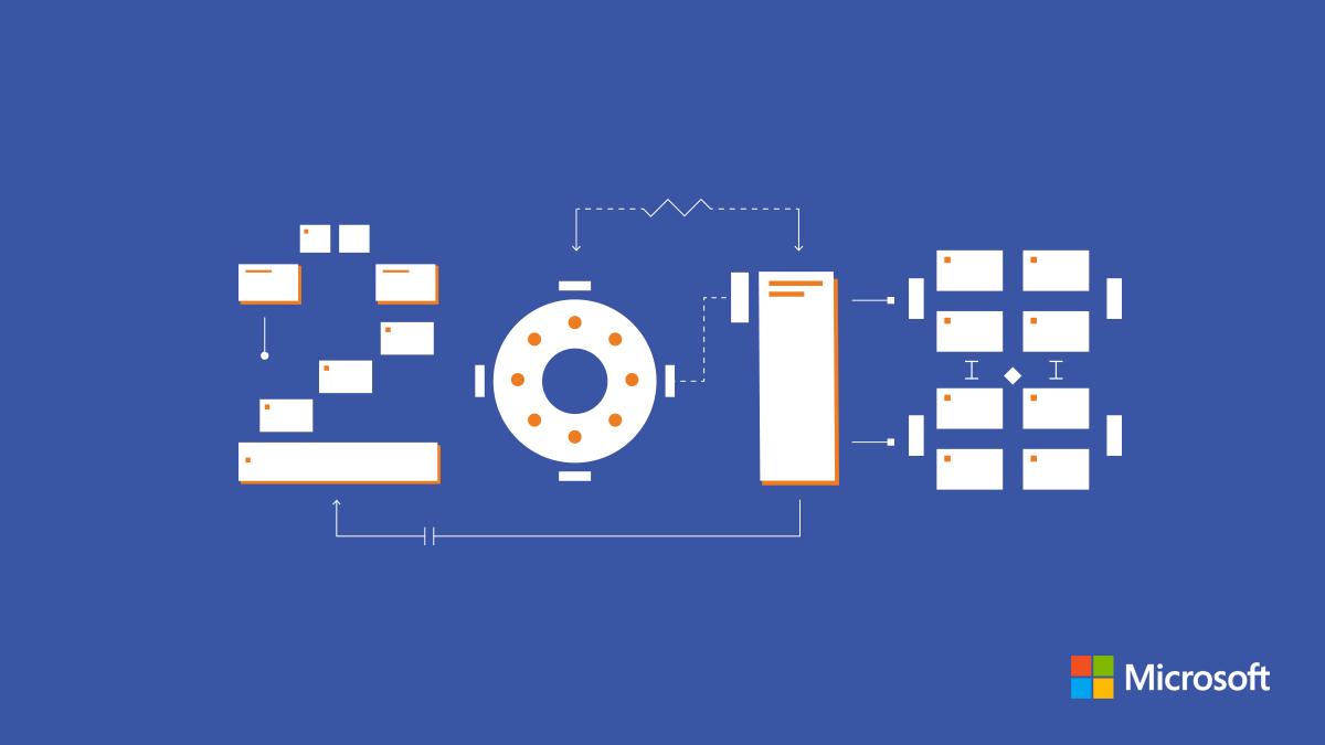 Ring in the new year with a perfectly-organized event, planned in Visio.